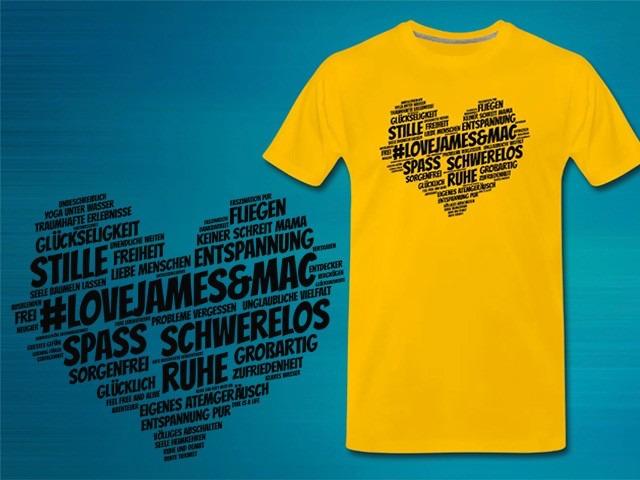 James & Mac Tshirt