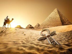 camel-desert-pyramid