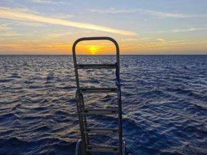Uebernachten-Meer