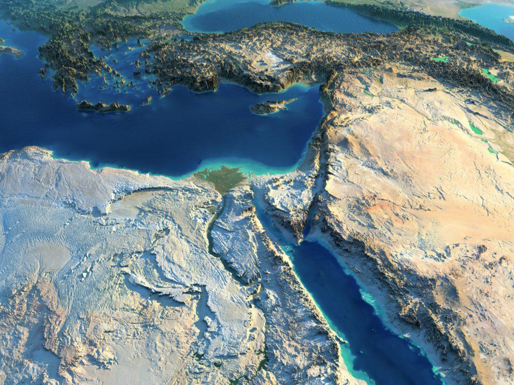 Vom Roten Meer
