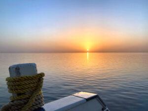 Sonnenaufgang Bahlul