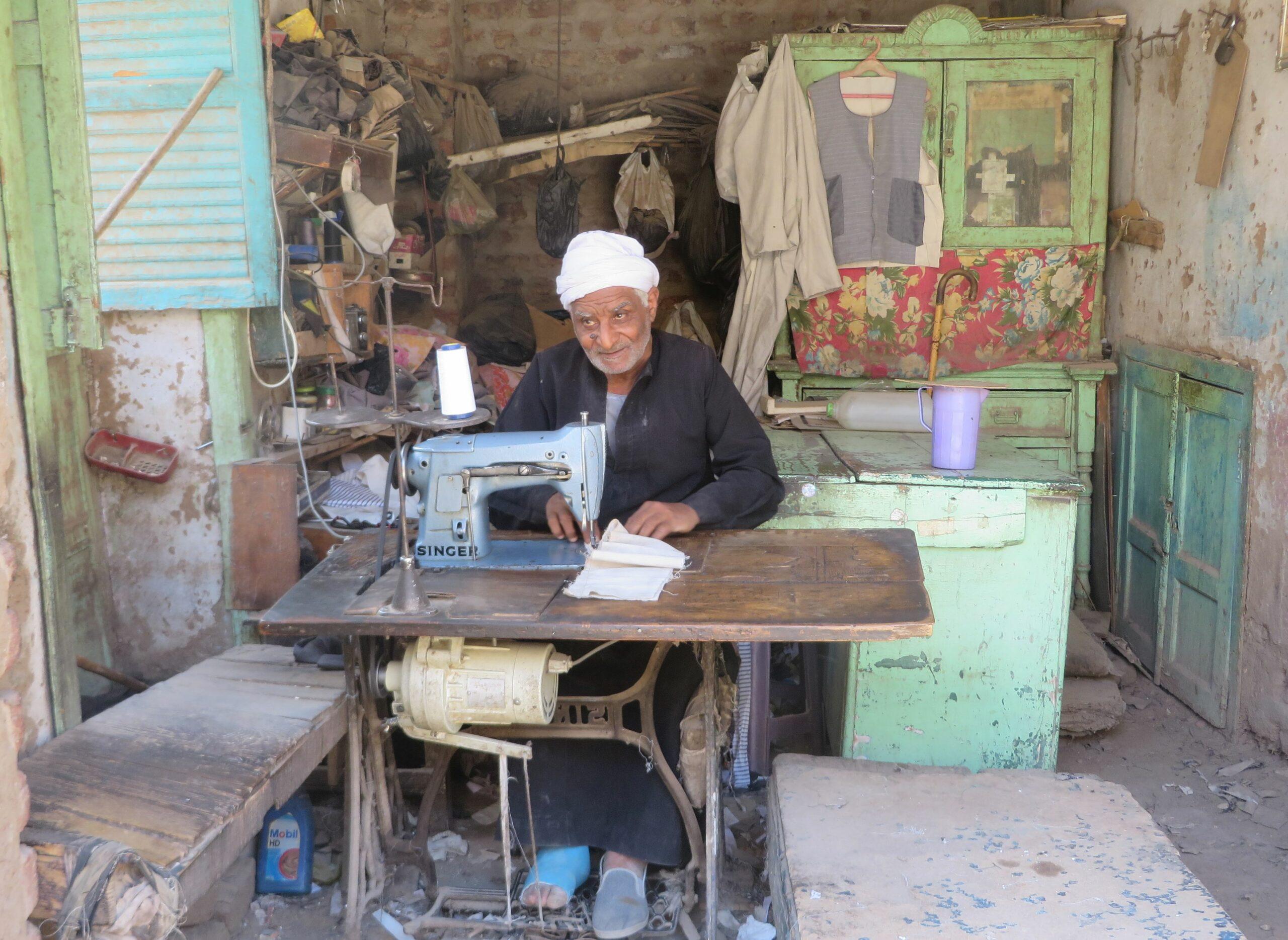 Land-Leute-Aegypten