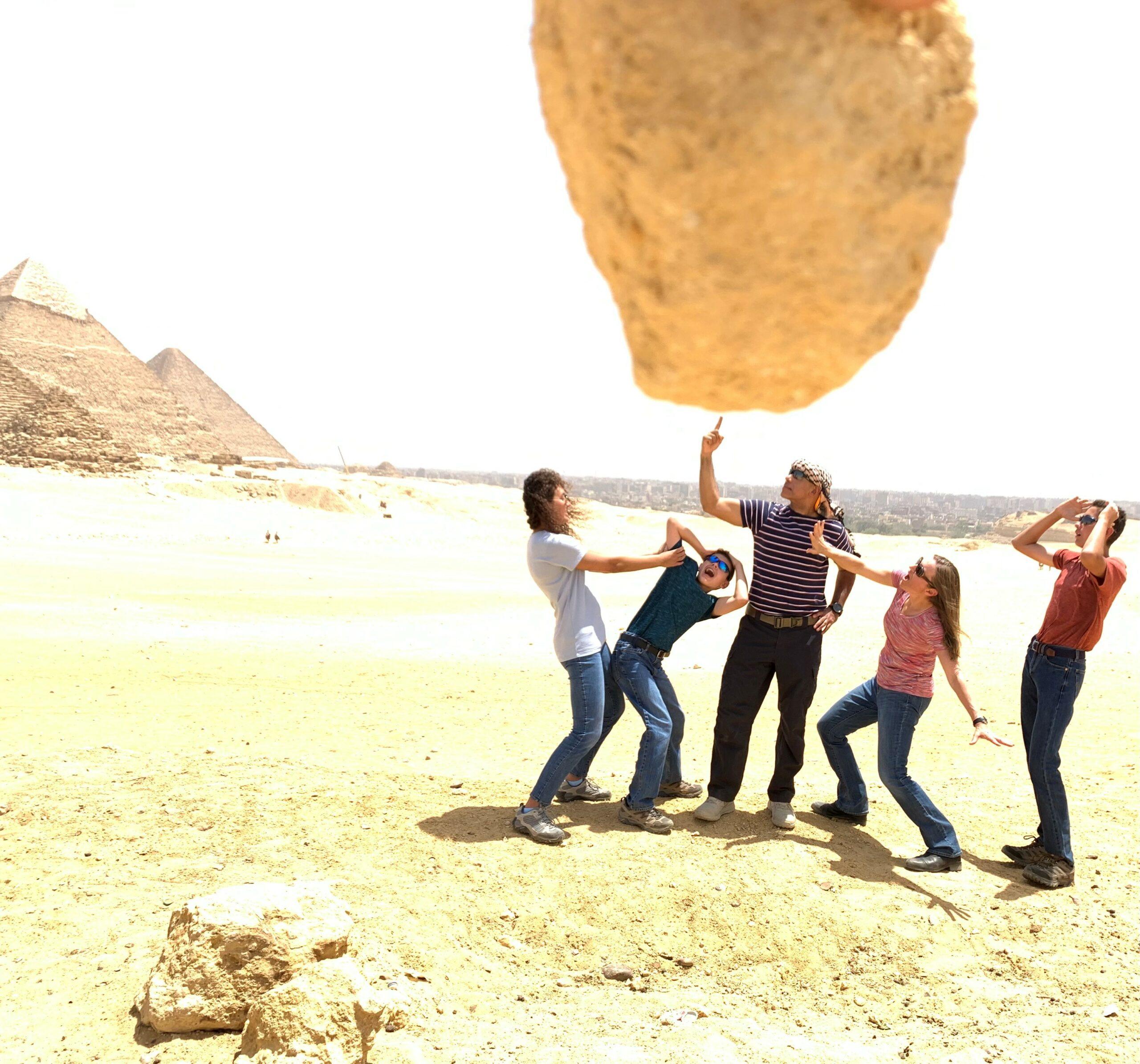 Uralubsspass Aegypten