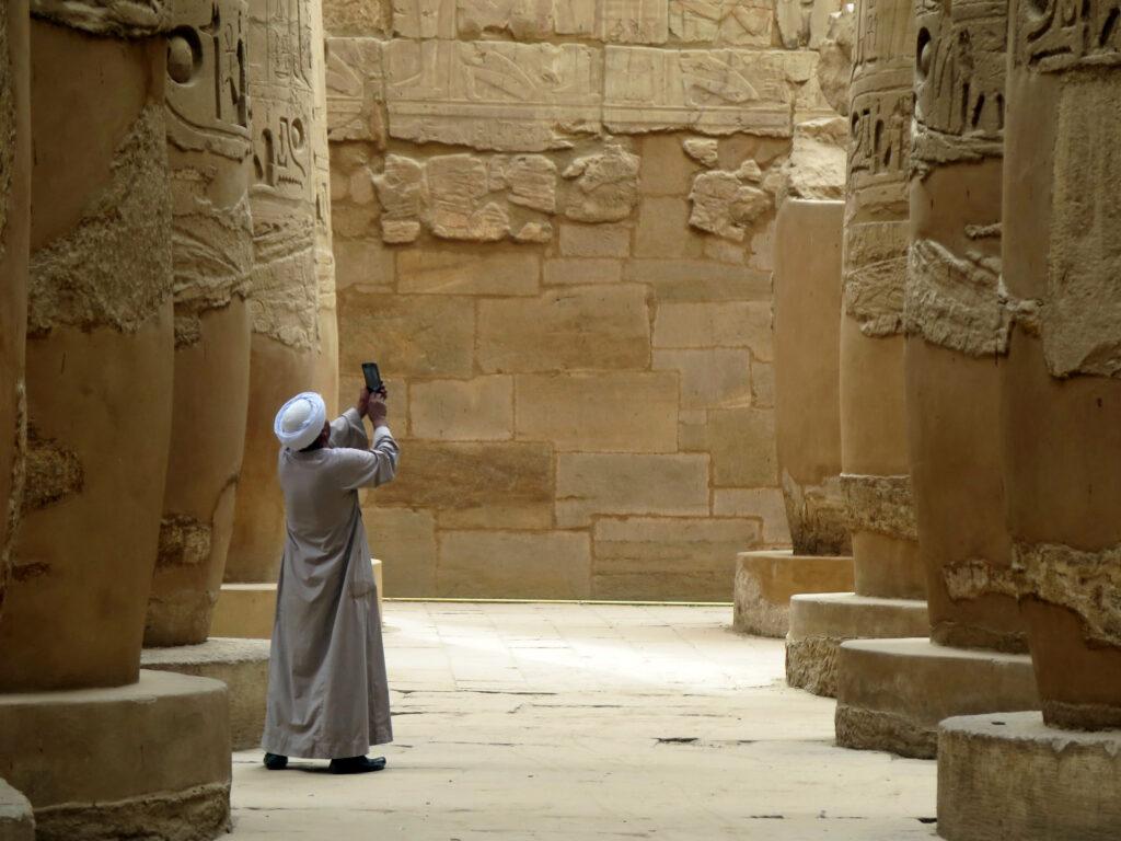 Luxor Tempel Fotograf